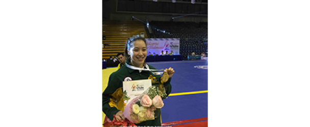 ELIZABETH LIM – AUSTRALIA'S FIRST GOLD MEDAL SUPERSTAR!