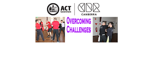 Kung Fu for older Canberrans and those with a disability