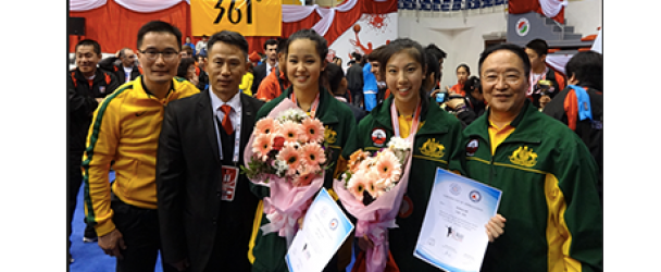 SILVER MEDAL FOR AUSTRALIA IN TURKEY